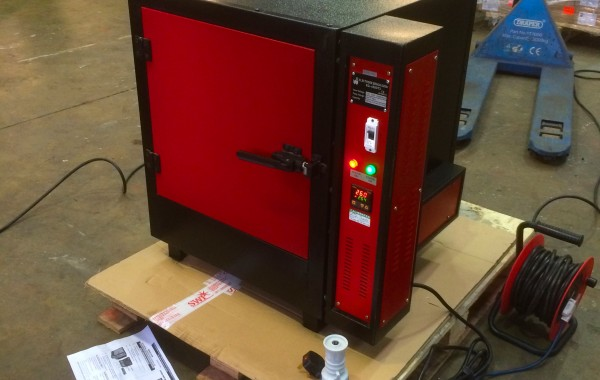 Digital 300°C Electrode Bench Oven, 240V