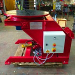 20. Used 2 Tonne Welding Positioner Reconditioned