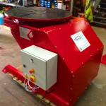 21. Used 2 Tonne Welding Positioner Reconditioned