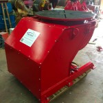23. Used 2 Tonne Welding Positioner Reconditioned