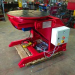 28. Used 2 Tonne Welding Positioner Reconditioned
