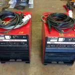 3. Lincoln Electric Idealarc R3R 600-I Air Arc and MMA Welding Machine