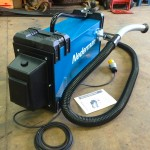 3. Nederman Eliminator 840 Briefcase Fume Extractor