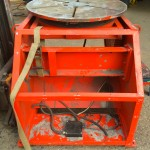 3. Used 2 Tonne Welding Positioner Reconditioned
