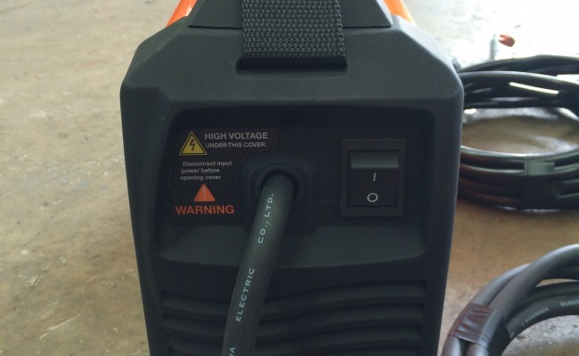 4. Jasic Arc 180 Dual Voltage MMA Stick Welding Machine