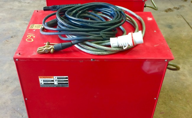 5. Lincoln Electric Idealarc R3R 600-I Air Arc and MMA Welding Machine