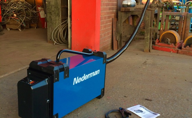 5. Nederman Eliminator 841 Automatic Fume Extractor
