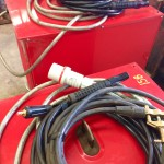 6. Lincoln Electric Idealarc R3R 600-I Air Arc and MMA Welding Machine
