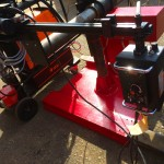 7. Gullco Kat MIG Welding Arm Column and Boom Welding Manipulator