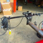 8. Gullco Kat MIG Welding Arm Column and Boom Welding Manipulator