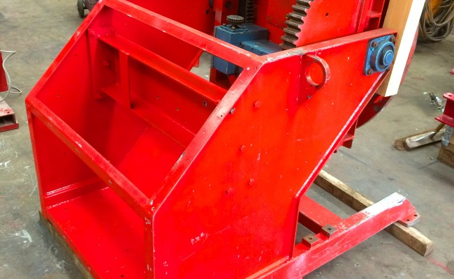 9. Used 2 Tonne Welding Positioner Reconditioned