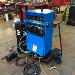 1. Miller Syncrowave 351 ACDC Digital Water Cooled TIG Welding Machine