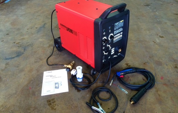 Sealey SuperMIG 180 MIG Welding Machine, 240V