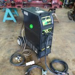 1. T&R Multi Wave 400 AC:DC Water Cooled TIG Welding Machine