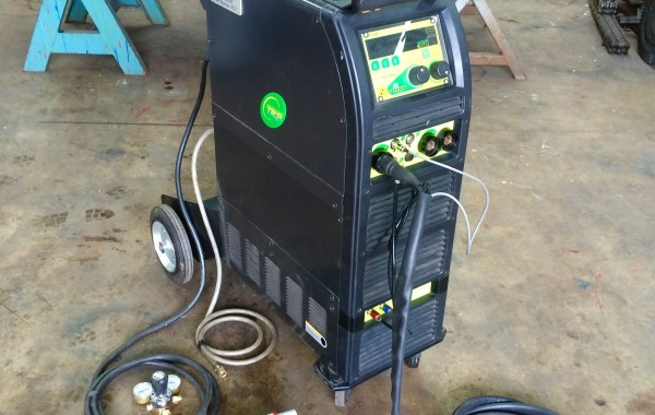 T&R Multi Wave 400 AC/DC Water Cooled TIG Welding Machine
