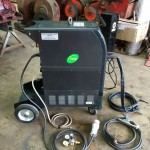 2. T&R Multi Wave 400 AC:DC Water Cooled TIG Welding Machine
