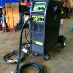 3. T&R Multi Wave 400 AC:DC Water Cooled TIG Welding Machine