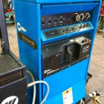 4. Miller Syncrowave 351 ACDC Digital Water Cooled TIG Welding Machine