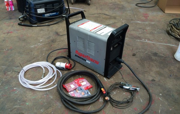 Hypertherm Powermax 900 Plasma Cutter 415V