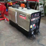 1. Lincoln Electric Vantage 500 Diesel Welder Generator