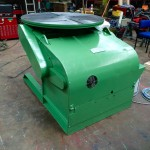 10. Reconditioing Used BODE 3 Tonne Heavy Duty Welding Positioner, with new table