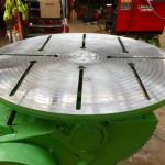 17. Reconditioing Used BODE 3 Tonne Heavy Duty Welding Positioner, with new table