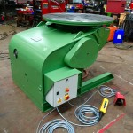19. Reconditioing Used BODE 3 Tonne Heavy Duty Welding Positioner, with new table