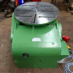 20. Reconditioing Used BODE 3 Tonne Heavy Duty Welding Positioner, with new table