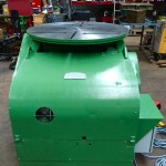 22. Reconditioing Used BODE 3 Tonne Heavy Duty Welding Positioner, with new table