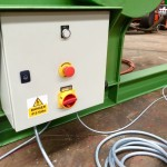 23. Reconditioing Used BODE 3 Tonne Heavy Duty Welding Positioner, with new table