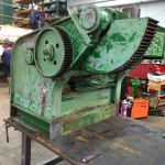 4. Reconditioing Used BODE 3 Tonne Heavy Duty Welding Positioner, with new table