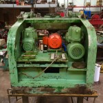 5. Reconditioing Used BODE 3 Tonne Heavy Duty Welding Positioner, with new table