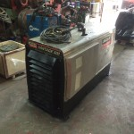 6. Lincoln Electric Vantage 500 Diesel Welder Generator