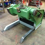 7. Reconditioing Used BODE 3 Tonne Heavy Duty Welding Positioner, with new table