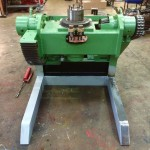 8. Reconditioing Used BODE 3 Tonne Heavy Duty Welding Positioner, with new table