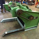 9. Reconditioing Used BODE 3 Tonne Heavy Duty Welding Positioner, with new table