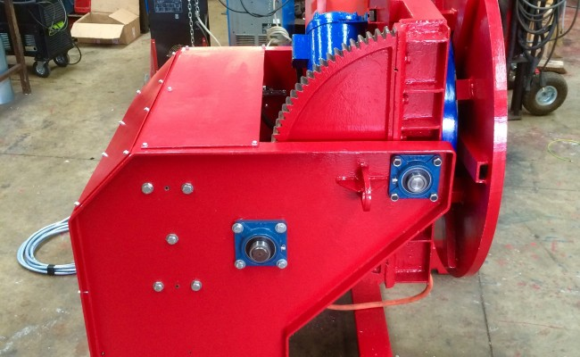 18. Reconditioning 1.5 Tonne Welding Positioner