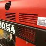 3. Mosa Magic Weld 200 YDE Diesel Welder Generator