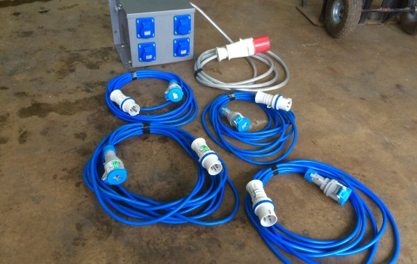 240V Extension Leads