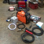 1. Jasic 200 MIG:MMA Multi Process Welder Inverter