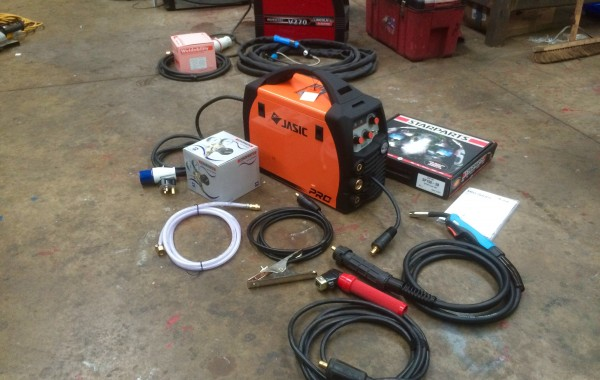 Jasic 200 MIG/MMA Multi Process Welder Inverter