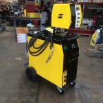 12. ESAB Origo MIG L405 MIG Welding Machine Package
