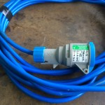 2. 240V Extension Leads
