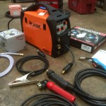 2. Jasic 200 MIG:MMA Multi Process Welder Inverter