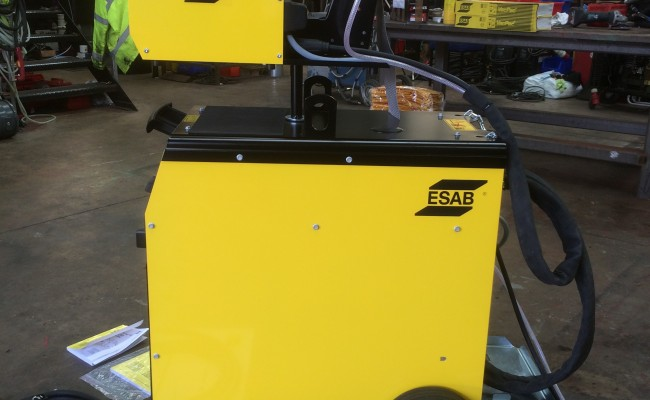 4. ESAB Origo MIG L405 MIG Welding Machine Package