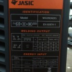 4. Jasic 200 MIG:MMA Multi Process Welder Inverter