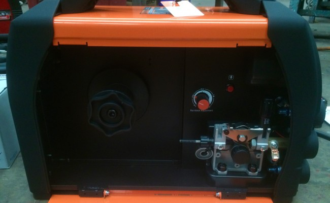 5. Jasic 200 MIG:MMA Multi Process Welder Inverter