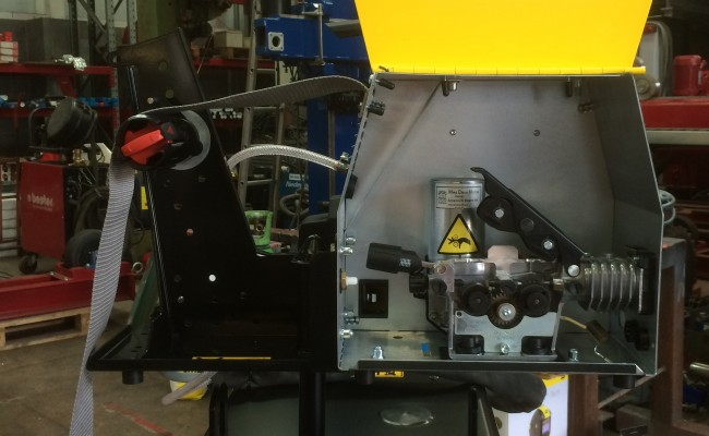 6. ESAB Origo MIG L405 MIG Welding Machine Package