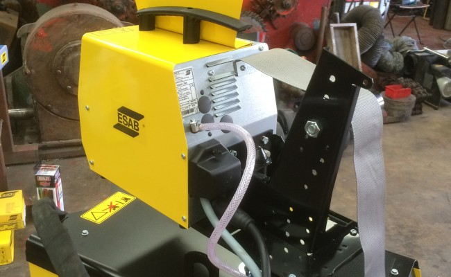7. ESAB Origo MIG L405 MIG Welding Machine Package
