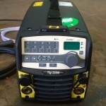 4. ESAB Caddy TIG 2200i TA34 240V Pulsed TIG Welding Machine